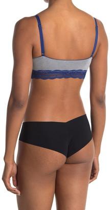 Cosabella Striped Lace Bralette