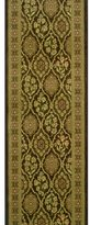 Laredo Rivington Chocolate Brown Runner Rug