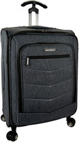 Traveler's Choice Travelers Choice Silverwood 26In Softside Spinner Luggage