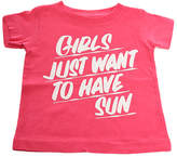 Baron Von Fancy Girls Just Want to Have Sun Tee