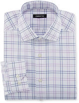 Claiborne Wrinkle-Free Dobby Dress Shirt