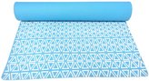 YUGA Tringle Yoga Mat 3MM Thickness Anti Slip With Premium Belt Yoga Soft Mat