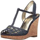 Adrianna Papell Women's Franklin Wedge Sandal,6 M US