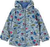 Cath Kidston Trucks And Diggers Boys Anorak