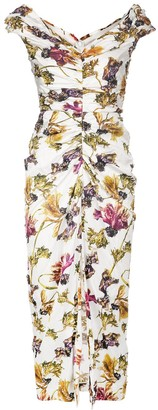 Jason Wu Collection floral-print dress