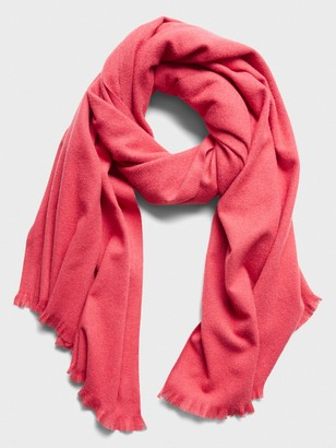Banana Republic Solid Heather Scarf