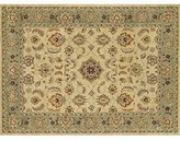 Loloi Rugs Loloi Maple MP-25 Wool 8-Feet by 11-Feet Area Rug, Beige/Green