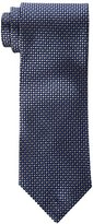 Geoffrey Beene Men's big-tall Big-tall Micro Box Neat Extra Long Tie
