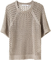 Etoile Isabel Marant Acan Open Knit Pullover