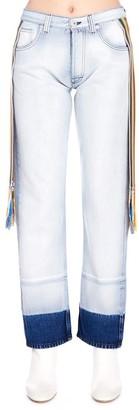Loewe Side-Tassel Straight Jeans
