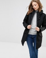 Minimum Parka In Black