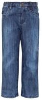 Gant Mid Wash Jersey Lined Jean