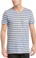Sol Angeles Stitch Stripe T-Shirt