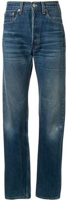 Levi's 1990s Levis 501 straight-fit jeans