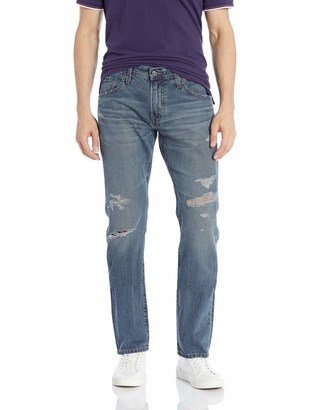 AG Jeans Men's The Matchbox Slim Straight Leg LGN Denim