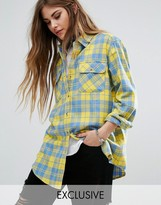 Reclaimed Vintage Shirt In Check
