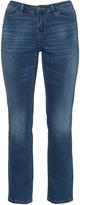 Junarose Plus Size Distressed look jeans