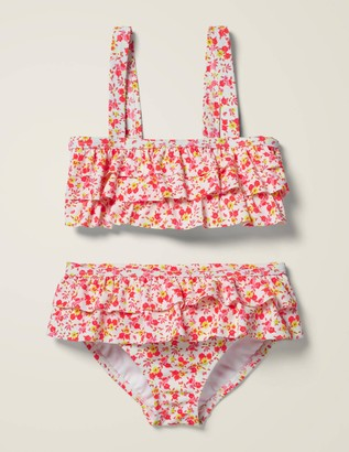 Frilly Bikini Set
