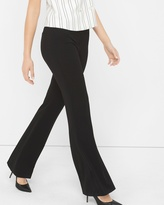 White House Black Market Curvy Seasonless Flare Pants