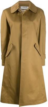 Lanvin Peter Pan collar coat