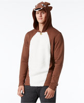 American Rag Men's Reindeer Hoodie, Only at Macy's