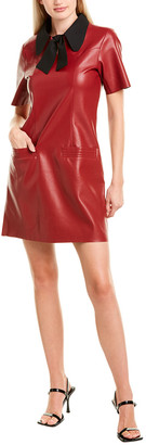 Gracia Two Pocket Shift Dress