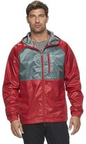 Columbia Men's Warmer Days Colorblock Thermal Coil Windbreaker Jacket