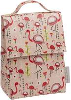 SugarBooger Classic Lunch Sack, Flamingo
