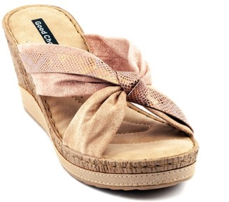 Good Choice Adora Wedge Sandal