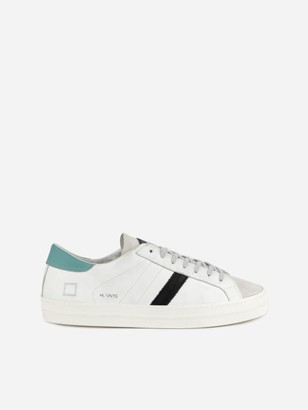D.A.T.E Hill Low Sneakers In Leather