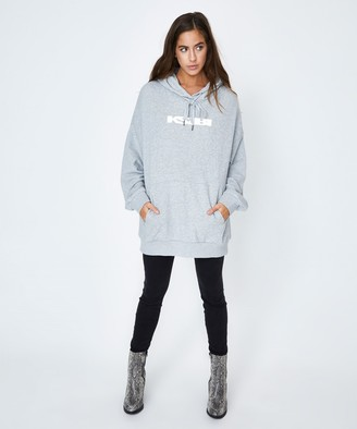Ksubi The Sign Of The Times Hoodie Grey Marle