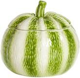 Oscar de la Renta New York Botanical Garden Large Covered French Melon Bowl
