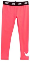 Nike Girl's Graphic Dri-Fit Leggings