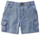 Gymboree Denim Cargo Shorts