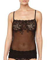 Commando Double Take Allover Lace Camisole, Black