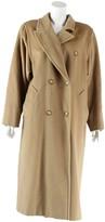 Max Mara Beige Wool Trench coats