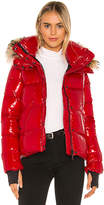 SAM. Fur Anabelle Puffer Jacket