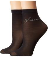 Wolford Loveletter Socks