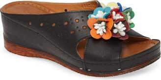 Sheridan Mia Kiras Wedge Slide Sandal