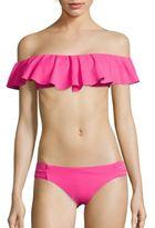 Trina Turk Off-The-Shoulder Bandeau Bikini Top