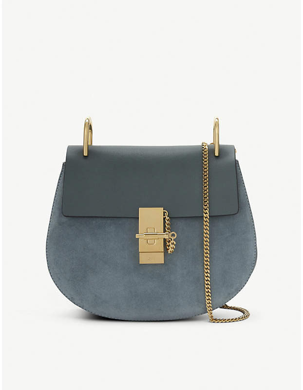 Chloé Drew small saddle cross-body bag