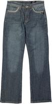 Buffalo David Bitton Dark Contrast King Jeans - Boys