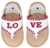 Jack Rogers Girls' Baby Love Sandal