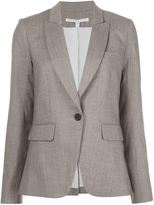 Veronica Beard herringbone blazer