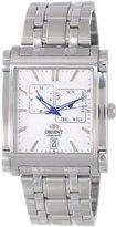 Orient Men's CETAC002W Multi-Eyes White Automatic Watch