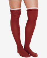 Free People Sable Over-The-Knee Socks