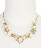 Kate Spade Pearl Bouquet Collar Necklace