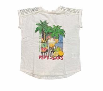 Pepe Jeans Girl's Monique T-Shirt