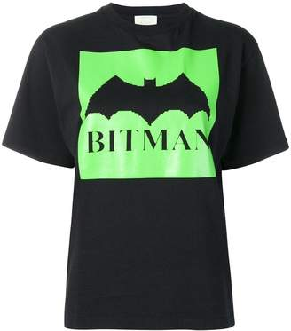 Aries Batman print T-shirt