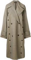Rokh oversized coat